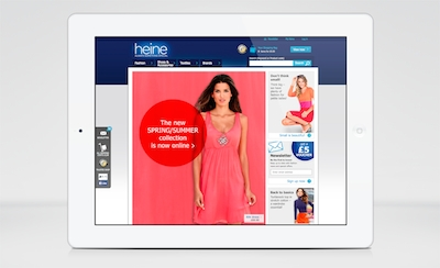 Heine deploys online and mobile retail in the cloud
