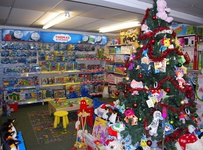 Howleys Toys integrates online and in-store