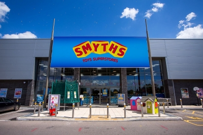Smyths rolls out personal shopping system