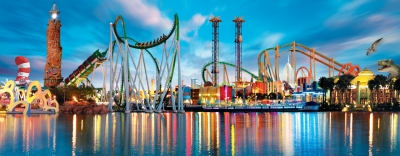 Consumers want AI in theme parks