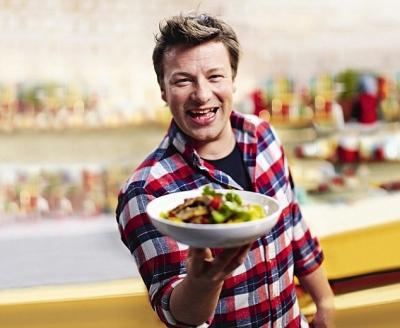 Jamie Oliver cooks up better customer service
