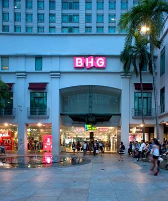 New EPoS system for Singapore's BHG