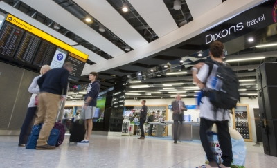 Dixons Travel opens digital concept store
