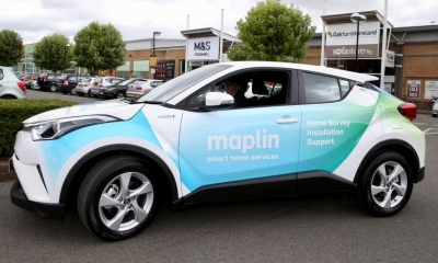 Maplin's new technology drive