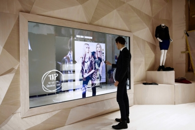 Retail's connected future