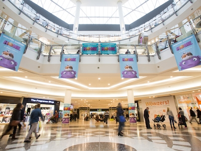 Intu Properties centralises print procurement and marketing workflow