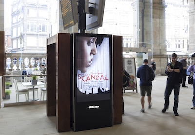 JCDecaux expands its retail and rail presence