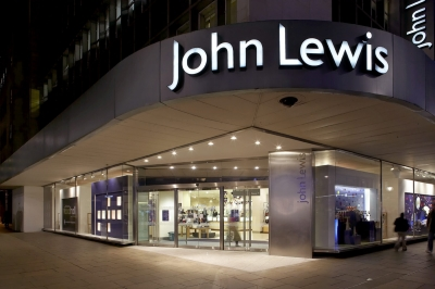 John Lewis invests in tech startups