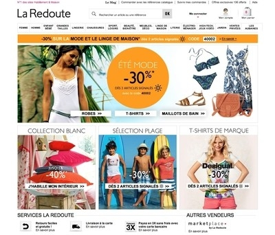 La Redoute achieves near-perfect inbox placement