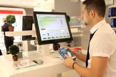 Lloyds Pharmacy installs kiosks