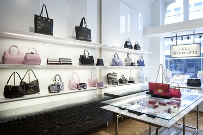 Lulu Guinness adopts international systems  