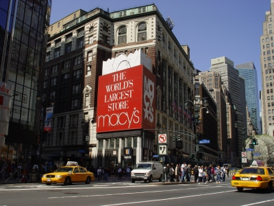Macy's to launch ecommerce in China