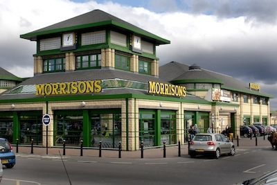Morrisons drives online shopping with cashback rewards data