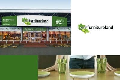 Oak Furniture Land grows affiliate sales