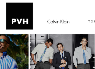 PVH Corp. drives growth with IT transformation
