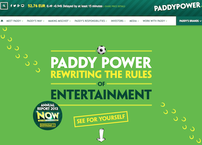 Paddy Power lifts the lid on 2010 data breach