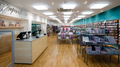 Paperchase flagship debuts mobile PoS