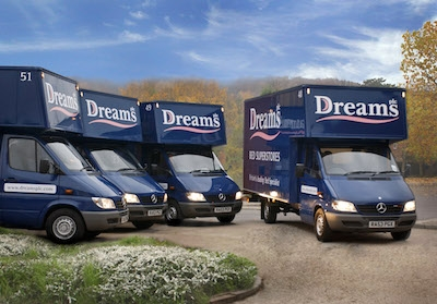 Dreams enables 6,000 home deliveries a week