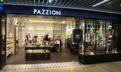 Pazzion sets new trend in retail management