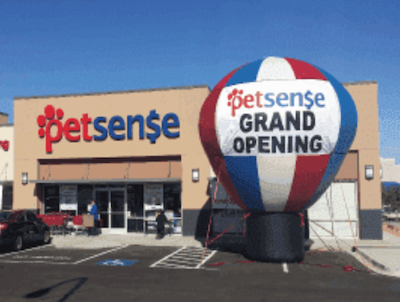 PetSense focuses on inventory visibility