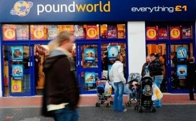 Poundworld saves with licence-free music