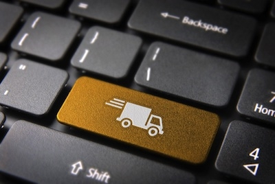 Consumers buying online value delivery