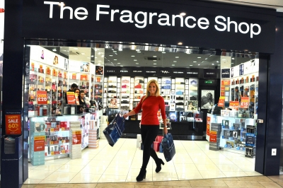Fragrance Shop offers new online payments