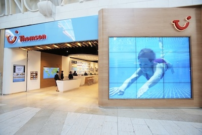 Thomson debuts 'Next Generation Store'