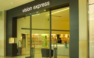 Vision Express updates customer systems