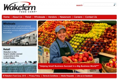 US Wakefern Food Corp. gets store support