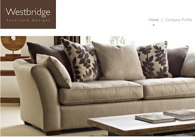 Westbridge Furniture Designs does cloud