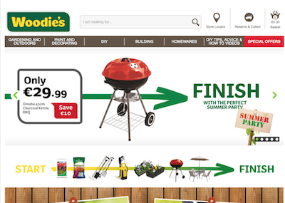 Woodie's takes order management paperless