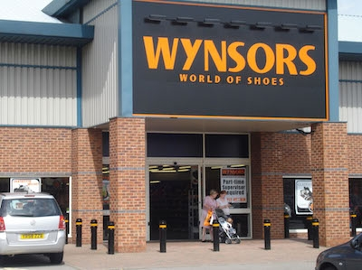 Wynsors steps up warehouse picking