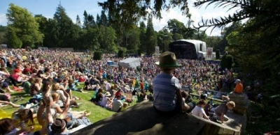 Co-op connects festival-goers at highland fling
