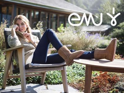 EMU flagship showcases digital displays