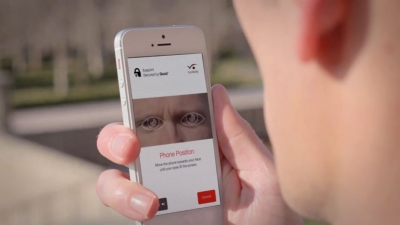 Alibaba buys eye-scan security firm