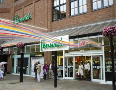Fenwick launches free instore Wi-Fi  