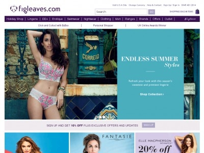 Figleaves mobile-first strategy gathers pace