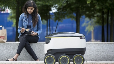 Foodbots come to the US