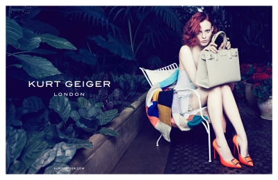Kurt Geiger finds perfect omnichannel fit