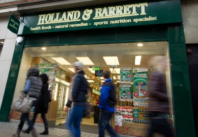 Healthy partnership for Holland & Barrett