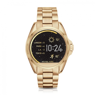 Michael Kors launches smartwatch