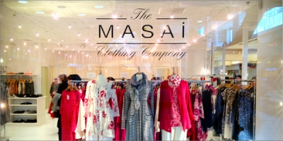 Masai finds ecommerce fit