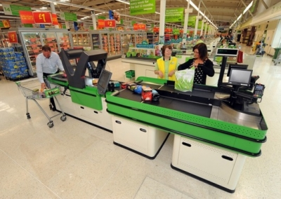 Asda trials 360-dgree scanner