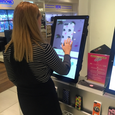 Shoppers turn designers at Selfridges