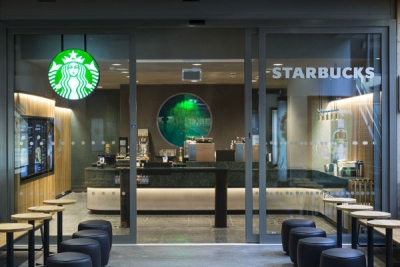 Starbucks opens mobile-only store
