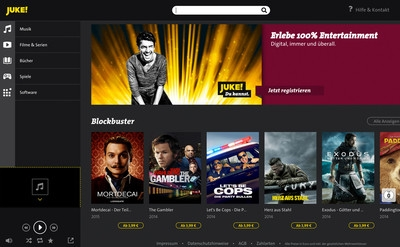 Media-Saturn selects entertainment portal partner