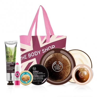 The Body Shop launches mobile wallet pass