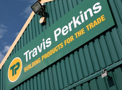 Travis Perkins builds with analytics