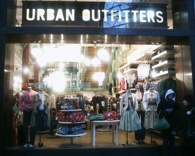 Urban Outfitters adds retail planning